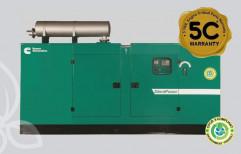 Kirloskar 20 KVA Koel Silent Generator for Industrial