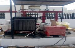 Kirloskar 56mtr Fire Diesel Pump, For Industrial, Max Flow Rate: 1620