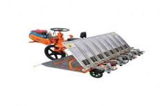 Kisan Kraft Mild Steel Paddy Rice Transplanter, For Agriculture & Farming