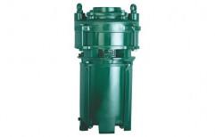 KMP Single Phase Vertical Submersible Pump, Warranty: 12 months