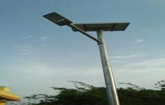 LED In built Solar Street Light System, Model Name/Number: 10v-100v, Input Voltage: 12v