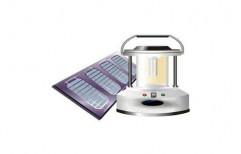 LED Solar Lantern, For Home, 20-60 Degree Celsius