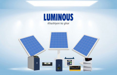 LUMINOUS Solar Power Panel
