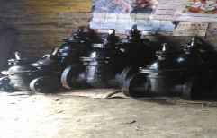 LVW C.I Commercial Valve, Size: 80 Mm To 150 Mm