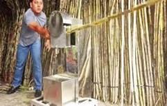 MAAY LEKI Sugarcane Peeling Machine, Power: 2-3 kw, Capacity: 40-80 kg/hr