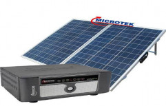 Microtek Solar UPS for Home