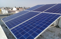 Mounting Structure Grid Tie Solar Rooftop, Capacity: 1 Kw