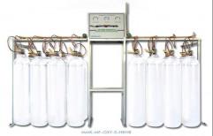 Oxygen Cylinder Manifold, Working Pressure: 150 Bar
