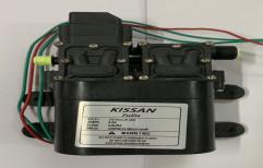 Plastic Kissan Double Electric Motor Pump
