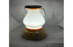 Plastic Solar LED Lantern, 30 Smb