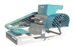 PP Plastic Scrap Grinder Machine, Blade Size: 18 Inch,21 Inch, Capacity: 500 Kg in 12 Hours