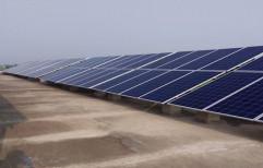 Rectangular On Grid Solar Rooftop System