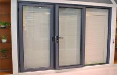 Rectangular UPVC Casement Windows, for Home, Glass Thickness: 6-10 Mm