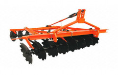 Shaktiman Mild Steel 9 Tyne Disc Harrow for Agriculture