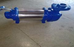 Single Phase 1HP Mini Openwell Pump