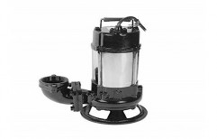 Single-stage Pump 1.5 HP also up to 400 HP LUBI Submersible Sewage Pump