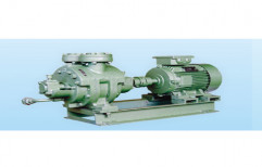 Single Stage Water Ring Vacuum Pump for Industrial