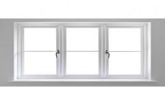 Sliding White UPVC Casement Windows