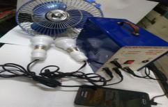 Solar Home Light System DC (Set of 10)