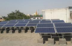 Solar PV Rooftop Solar Power System