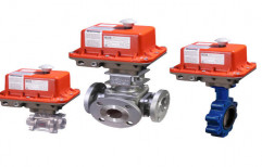 Stainless Steel Actuated Valves, Size: 1/2 To 6 Inch