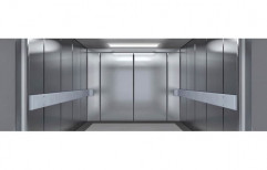 Stainless Steel Automatic Hospital Elevator