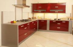 Standard Modular Kitchen