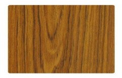 Sunmica Brown Wooden Laminate Sheet, For Furniture, Thickness: 1 Mm