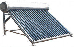 TATA Power Solar Water Heater, Capacity: 100 LPD