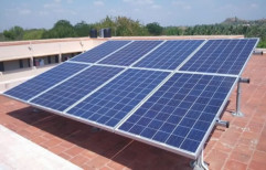 UNIPAR Inverter-PCU On Grid Solar Rooftop Power Plant, Capacity: 5KW TO 200KW, Weight: 100kg Approx