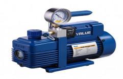 Value Single stage Vacuum Pumps, Max Flow Rate: 2, Model: VE115N