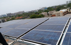 Waree Solar Power Plant, Operating Voltage: 12 V