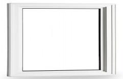 White Modern 3ft UPVC Fixed Window