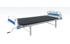 White Semi Fowler Hospital Bed