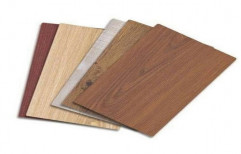 Wooden HPL Panel Sheet, Thickness: 6 Mm