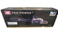 """Xtra power Petrol Chain Saw, Warranty: 6 months, 22"""""""""""