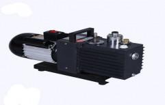 ZZKD Lab Single Stage Rotary Vane Vacuum Pump, Model Name/Number: 2XZ-0.5