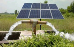 0.5 - 3 hp Solar Pumping System for Commercial