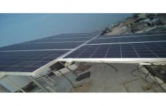 1 - 10 W Mono Crystalline Solar Panel, Voltage: 12 V