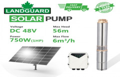 1 - 3 HP 51 to 100 m Solar Submersible Pump