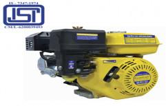 2.3 Kw (4 Hp) KisanKraft Portable Diesel Engine, Fuel Tank Capacity: 3.6 L, Model Number/Name: KK-PE4-163