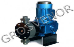 3 Phase Water Treatment Chemical Pumps, Power: 2.2 kW