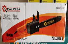 405 Mm MAF India Electric Chain Saw, 1100W