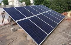 4kw On Grid Solar System, Warranty: 25 Years