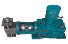 5 hp Manual Plunger Pump, Capacity: Upto 0-6000 LPH
