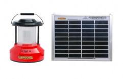 5 Watt Rechargeable Solar LED Lantern, IP Rating: 44