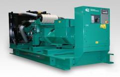 50 - 60 Hz Cummins Power Generator, 440 V