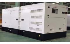 50 Hz Cummins 125 kVA Diesel Generator, 415 V