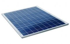 8.3 - 17.6 V Poly Crystalline Polycrystalline Solar Panel, 7.45 - 9.95 A, 12 V