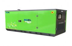 Air Cooling 15 kVA KOEL Green Silent Diesel Generator